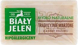 Parfumuri și produse cosmetice Гипоаллергенное натуральное мыло - Bialy Jelen Hypoallergenic Natural Soap