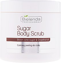 Parfumuri și produse cosmetice Scrub cu zahar pentru corp - Bielenda Professional Body Program Sugar Body Scrub
