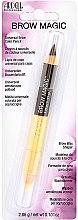 Parfumuri și produse cosmetice Creion pentru sprâncene cu două capete - Ardell Brow Magic