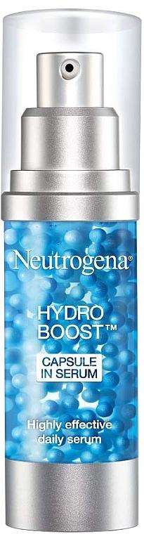 Ser facial - Neutrogena Hydro Boost Capsule In Serum