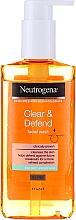 Parfumuri și produse cosmetice Gel de spălare - Neutrogena Visibly Clear Spot Proofing Daily Wash