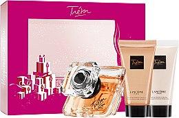 Parfumuri și produse cosmetice Lancome Tresor - Set (edp/30ml + sh/gel/50ml + b/lot/50ml)