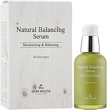 Parfumuri și produse cosmetice Ser facial - The Skin House Natural Balancing Serum