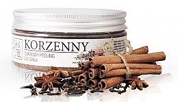 Parfumuri și produse cosmetice Peeling cu scorțișoară pentru corp - Fresh&Natural Sugar Body Peeling