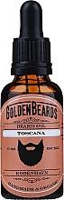 """Parfumuri și produse cosmetice Ulei pentru barbă """"Toscana"""" - Golden Beards Beard Oil"""
