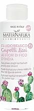 Parfumuri și produse cosmetice Spray bifazic pentru aranjarea părului - MaterNatura Two-Phase Straight Hair Fluid