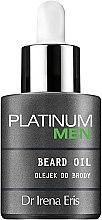 Parfumuri și produse cosmetice Ulei pentru barbă - Dr Irena Eris Platinum Men Beard oil