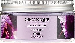 """Parfumuri și produse cosmetice Spumă de corp """"Orhidee Neagră"""" - Organique HomeSpa"""