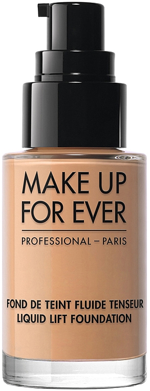 Fond de ten - Make Up For Ever Liquid Lift Foundation — Imagine N1