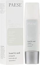 Parfumuri și produse cosmetice Cremă pentru mâini și unghii - Paese Hand & Nail Therapy Cream