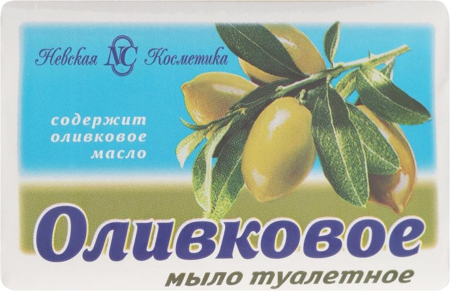 """Săpun de toaletă """"Olive"""" - Cosmetică Nevskaya"""
