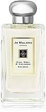 Parfumuri și produse cosmetice Jo Malone Earl Grey & Cucumber - Apă de colonie