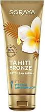 Parfumuri și produse cosmetice Loțiune de corp, înainte de bronz - Soraya Tahiti Bronze 1 Step Starter