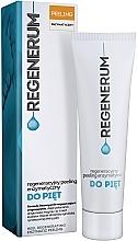 Parfumuri și produse cosmetice Peeling enzimatic regenerant pentru călcâie - Aflofarm Regenerum