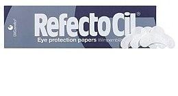 Духи, Парфюмерия, косметика Бумажные лепестки под ресницы (96шт) - RefectoCil Eye Protection Papers