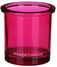 Parfumuri și produse cosmetice Sfeșnic pentru lumânări votive - Yankee Candle POP Pink Tealight Votive Holder
