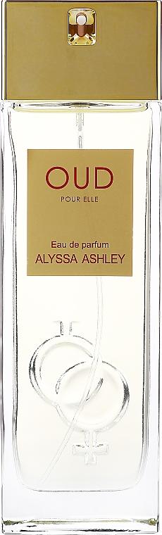 Alyssa Ashley Oud Pour Elle - Apă de parfum