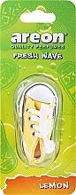Parfumuri și produse cosmetice Aromatizator auto - Areon Fresh Wave Lemon
