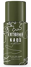 Parfumuri și produse cosmetice Gosh Extreme Kaos For Men - Spray deodorant