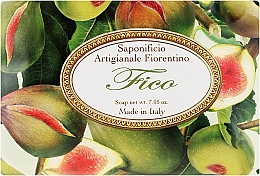 "Parfumuri și produse cosmetice Săpun ""Smochine"" - Saponificio Artigianale Figs"