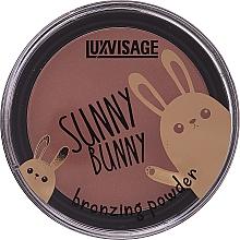 Parfumuri și produse cosmetice Pudră-bronzer - Luxvisage Sunny Bunny Bronzing Powder