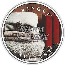 Parfumuri și produse cosmetice Lumânare de ceai - Kringle Candle Warm and Fuzzy