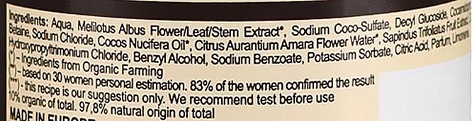 Șampon pentru păr - Planeta Organica Organic Coconut Natural Hair Shampoo — фото N3