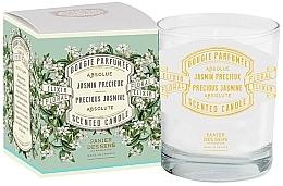 Parfumuri și produse cosmetice Panier Des Sens Precious Jasmine - Lumânare aromatică