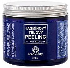 Parfumuri și produse cosmetice Peeling pentru corp - Renovality Original Series Jasmine Body Peeling