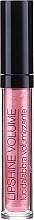 Parfumuri și produse cosmetice Luciu de buze pentru volum - Nouba Lipshine Volume