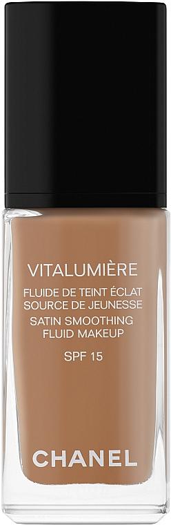 Fond de ten fluid - Chanel Vitalumiere Fluide De Teint Eclat — Imagine N1