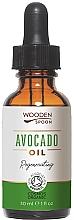 Parfumuri și produse cosmetice Ulei de avocado - Wooden Spoon Avocado Oil