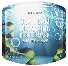 Parfumuri și produse cosmetice Mască cu alge marine pentru față - Avon K-Beauty Sea Foam Cleansing Bubble Mask