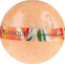 """Parfumuri și produse cosmetice Bilă efervescentă """"Mango"""" - Organique Bath Bomb Mango"""