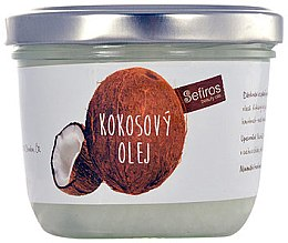 Parfumuri și produse cosmetice Масло Кокоса - Sefiros Coconut Oil