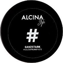 Parfumuri și produse cosmetice Pastă pentru styling - Alcina Style Ganzstark
