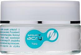 Parfumuri și produse cosmetice Pudră acrilică pentru unghii, 72 g - Silcare Sequent Acryl Pro