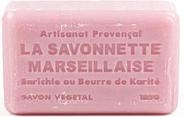 """Săpun de Marsilia """"Lemn Chihlimbar"""" - Foufour Savonnette Marseillaise Ambre Boisee — фото N2"""