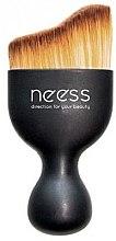 Parfumuri și produse cosmetice Pensulă pentru conturul feței, 4059 - Donegal Neess