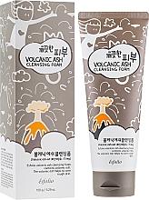 Parfumuri și produse cosmetice Spumă de curățare cu cenușă vulcanică - Esfolio Pure Skin Volcanic Ash Cleansing Foam