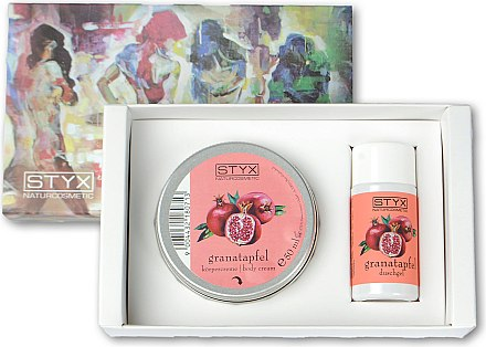 Set - Styx Naturcosmetic Granatapfel (sh/gel/30ml + cr/50ml) — Imagine N1