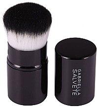Parfumuri și produse cosmetice Pensulă pentru pudră - Gabriella Salvete Tools Powder Travel Brush