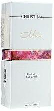 Parfumuri și produse cosmetice Cremă regeneratoare pentru zona ochilor - Christina Muse Restoring Eye Cream