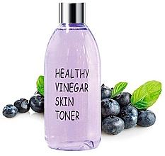 """Parfumuri și produse cosmetice Toner pentru față """"Afine"""" - Real Skin Healthy Vinegar Skin Toner Blueberry"""