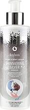Parfumuri și produse cosmetice Loțiune de corp - Kabos Shimmering Silver Hand & Body Lotion