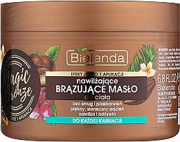 Parfumuri și produse cosmetice Unt bronzant de corp - Bielenda Magic Bronze Moisturizing Bronzing Body Butter