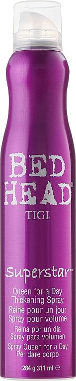 Spray de păr pentru volum - Tigi Superstar Queen For A Day Thickening Spray