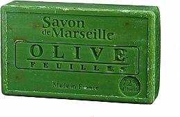"""Parfumuri și produse cosmetice Săpun natural """"Frunze de măslin"""" - Le Chatelard 1802 Soap Olive Leaves"""