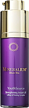 Parfumuri și produse cosmetice Ser pentru fermitatea pielii feței - Minerallium Youth Source Strengthening Instant lift