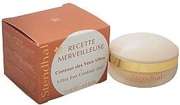 Parfumuri și produse cosmetice Gel hidratant pentru conturul ochilor - Stendhal Recette Merveilleuse Ultra Eye Contour Gel